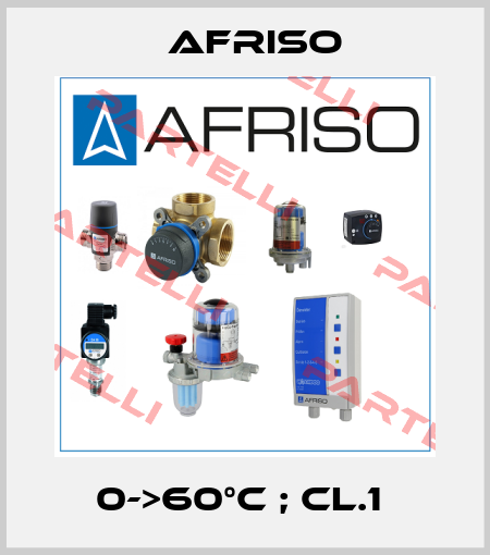 Afriso-0->60°C ; CL.1  price