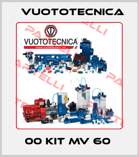 Vuototecnica-00 KIT MV 60  price