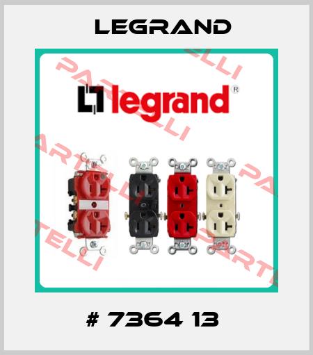 Legrand-# 7364 13  price