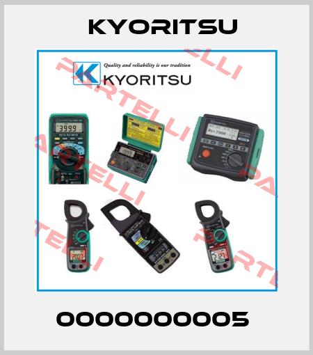Kyoritsu-0000000005  price