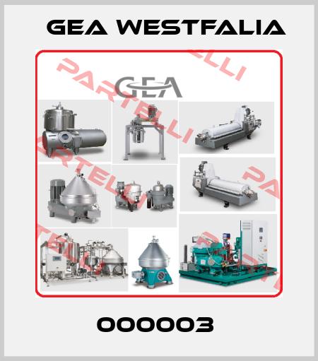 Gea Westfalia-000003  price