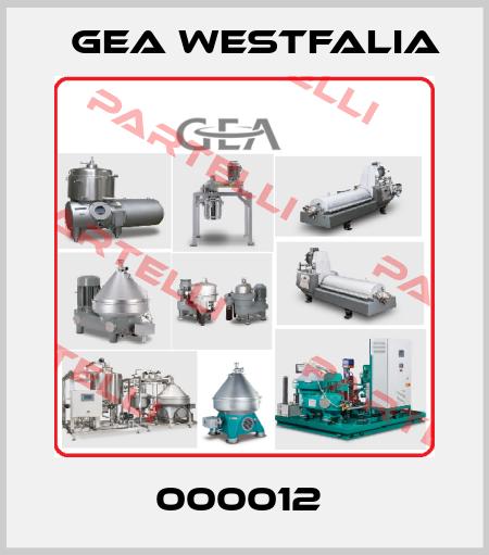 Gea Westfalia-000012  price