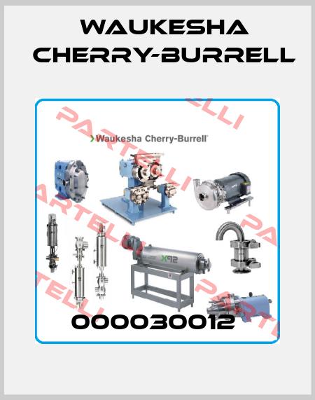 Waukesha Cherry-Burrell-000030012  price