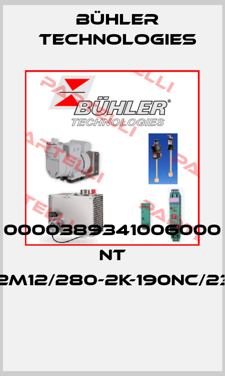 Bühler Technologies-0000389341006000  NT MD-MS-2M12/280-2K-190NC/230NO-4T  price