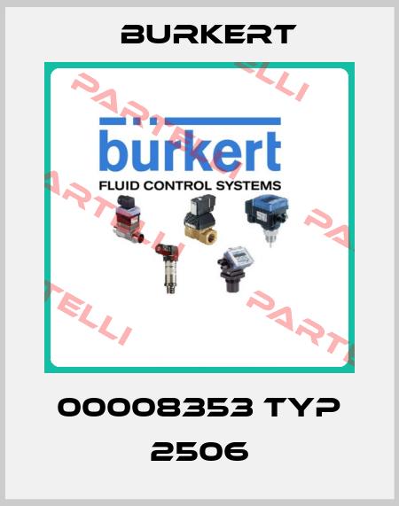 Burkert-00008353 TYP 2506  price