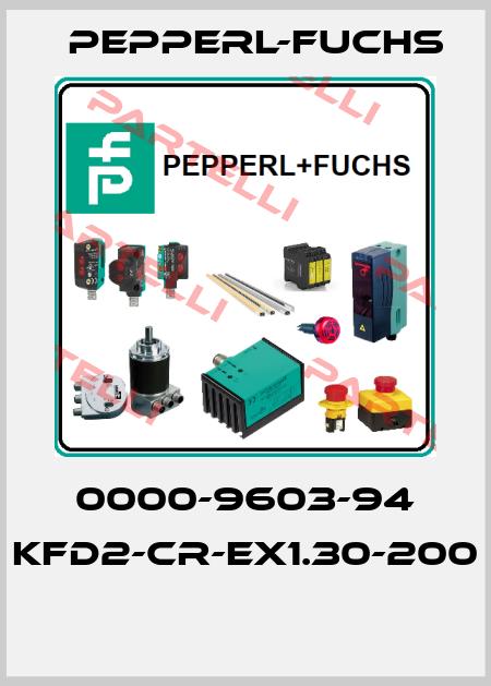 Pepperl-Fuchs-0000-9603-94 KFD2-CR-EX1.30-200  price