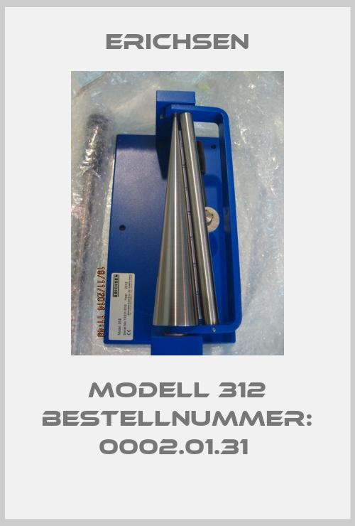 Erichsen-MODELL 312 Bestellnummer: 0002.01.31  price