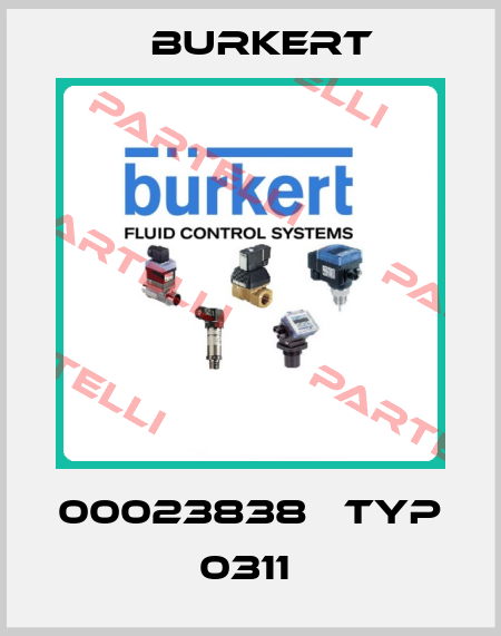 Burkert-00023838   TYP 0311  price