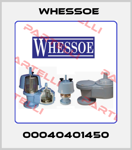 Whessoe-00040401450  price