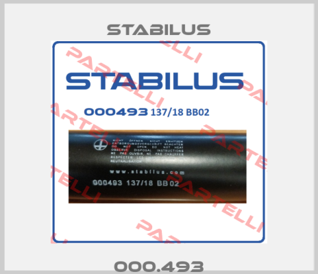 Stabilus-000.493 price