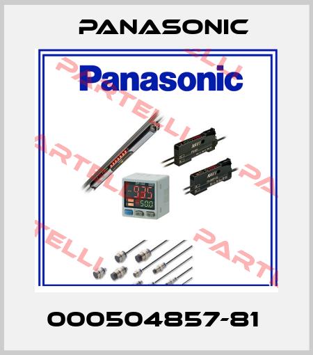Panasonic-000504857-81  price