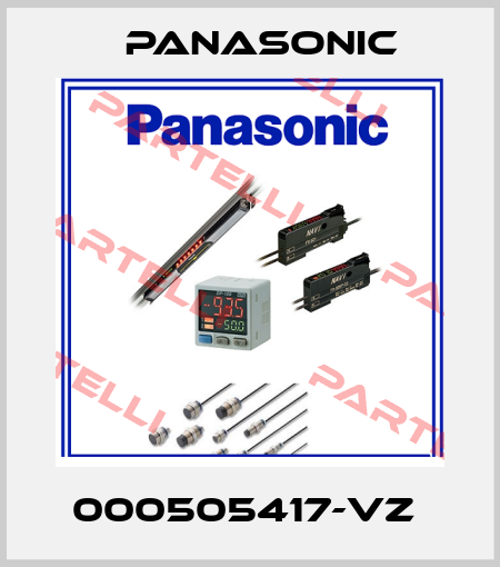 Panasonic-000505417-VZ  price