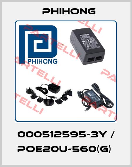 Phihong-000512595-3Y / POE20U-560(G)  price