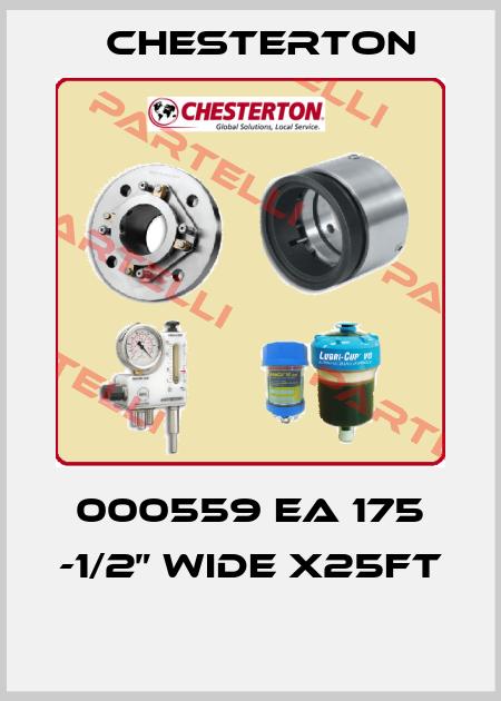 """Chesterton-000559 EA 175 -1/2"""" WIDE X25FT  price"""