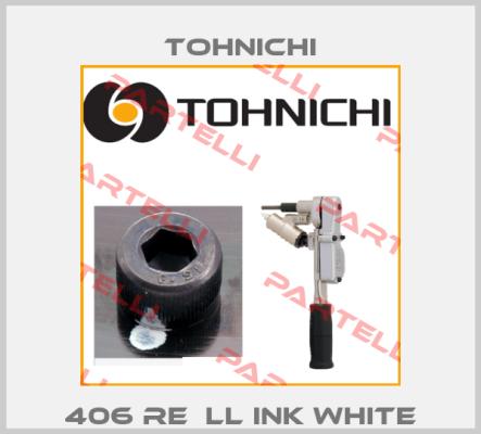 Tohnichi-406 Refill ink White price