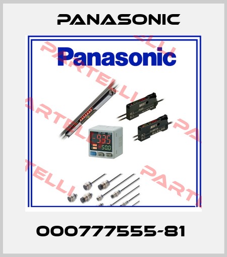 Panasonic-000777555-81  price