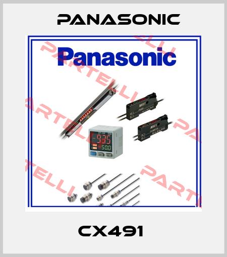 Panasonic-CX491  price