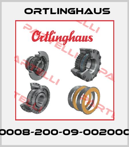 Ortlinghaus-0008-200-09-002000 price