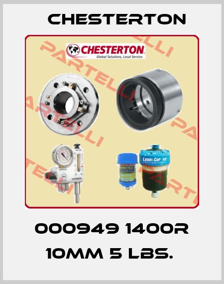 Chesterton-000949 1400R 10MM 5 LBS.  price