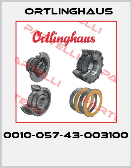 Ortlinghaus-0010-057-43-003100  price
