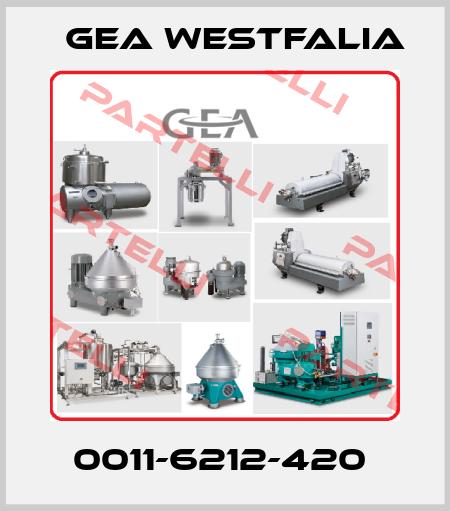 Gea Westfalia-0011-6212-420  price