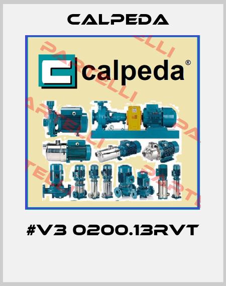 Calpeda-#V3 0200.13RVT  price