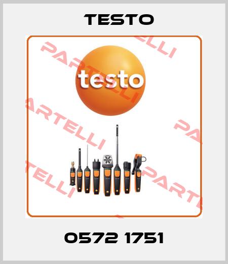 Testo-0572 1751 price