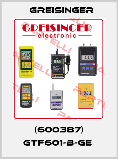 Greisinger-(600387) GTF601-B-GE  price