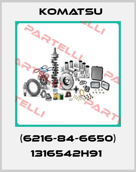 Komatsu-(6216-84-6650) 1316542H91  price