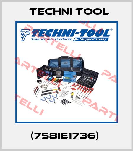 Techni Tool-(758IE1736)  price