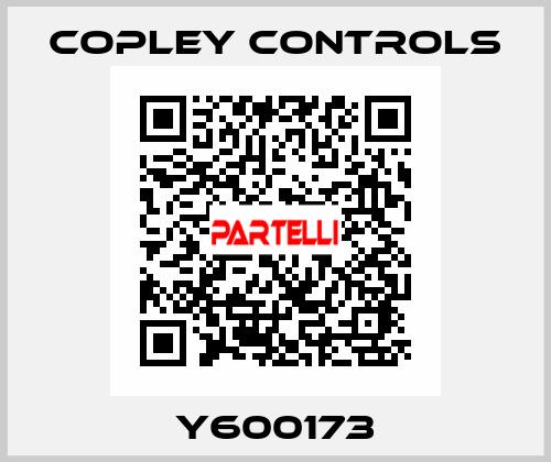 COPLEY CONTROLS-Y600173 price