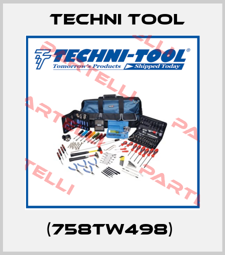 Techni Tool-(758TW498)  price