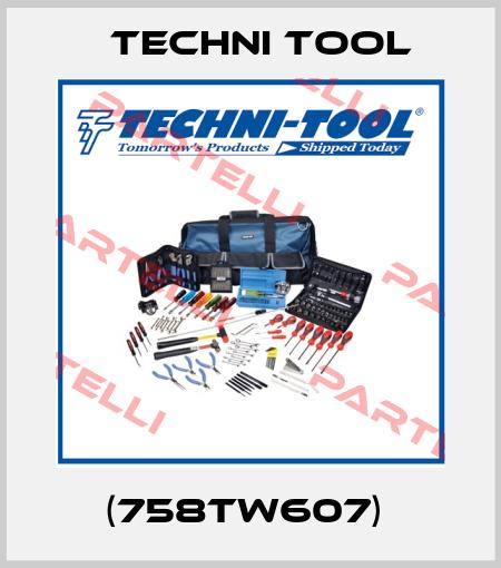 Techni Tool-(758TW607)  price