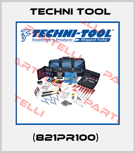 Techni Tool-(821PR100)  price