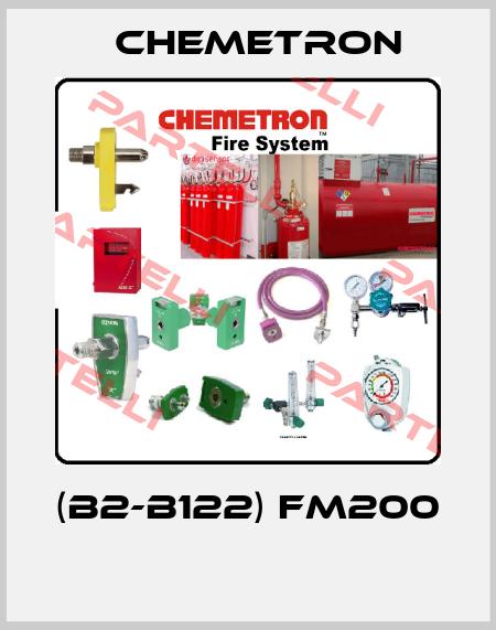 Chemetron-(B2-B122) FM200  price