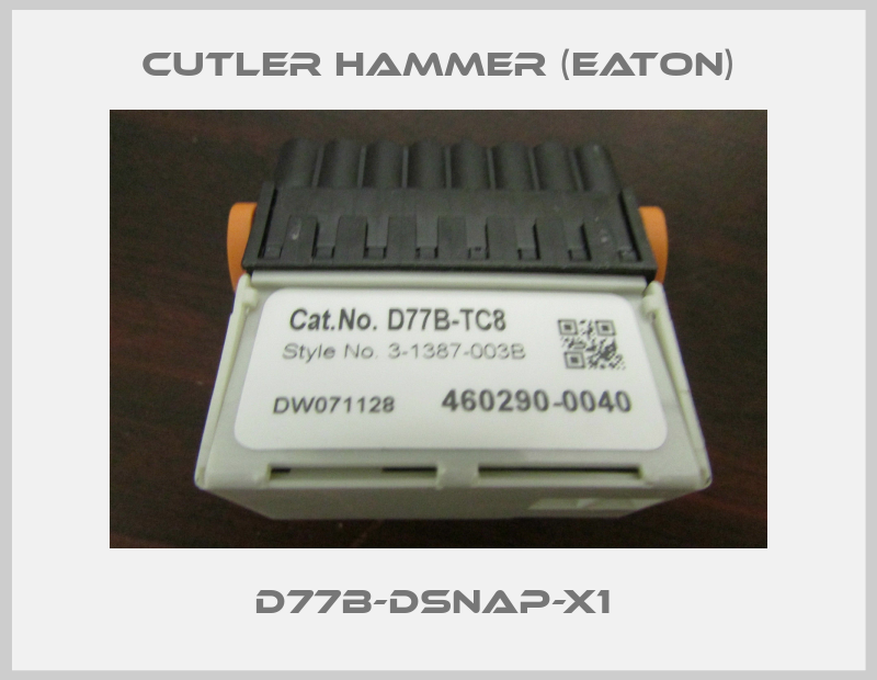 Cutler Hammer (Eaton)-D77B-DSNAP-X1  price