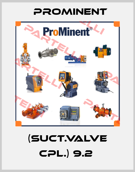 ProMinent-(SUCT.VALVE CPL.) 9.2  price