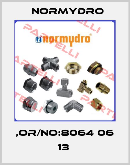 Normydro-,OR/NO:8064 06 13  price