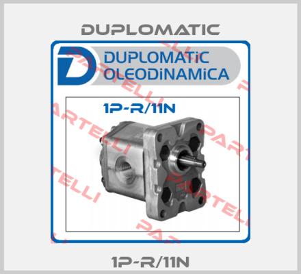 Duplomatic-1P-R/11N price