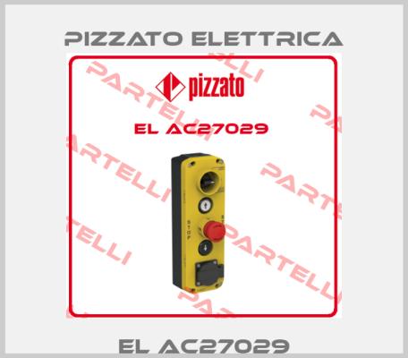 Pizzato Elettrica-EL AC27029 price