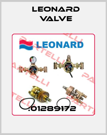 LEONARD VALVE-:01289172  price