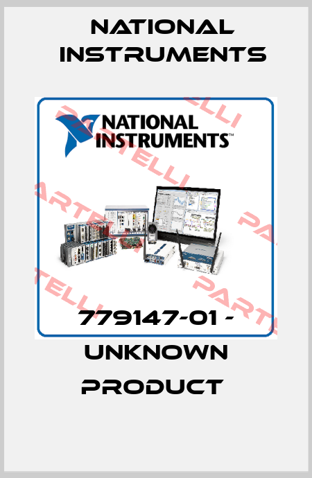 National Instruments- 779147-01 - UNKNOWN PRODUCT  price
