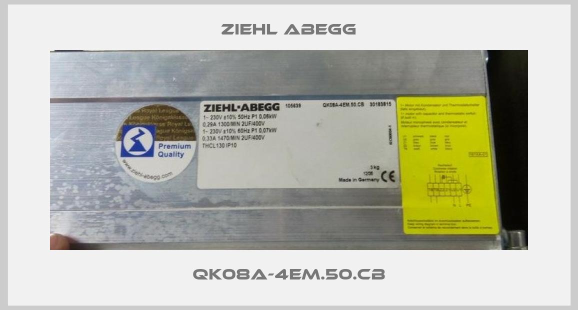 Ziehl Abegg-QK08A-4EM.50.CB price