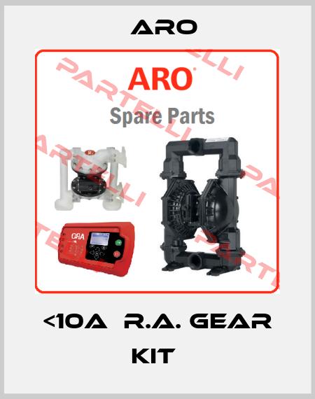 Aro-<10A  R.A. GEAR KIT  price