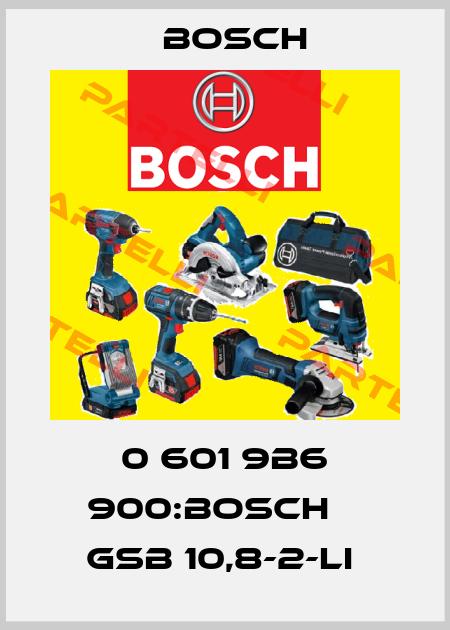 Bosch-0 601 9B6 900:BOSCH    GSB 10,8-2-LI  price