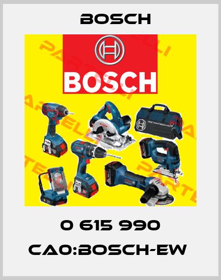 Bosch-0 615 990 CA0:BOSCH-EW  price
