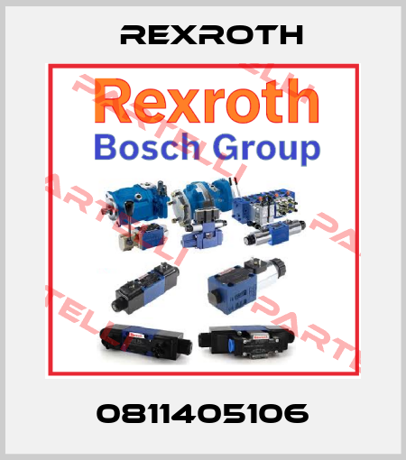 Rexroth-0811405106 price