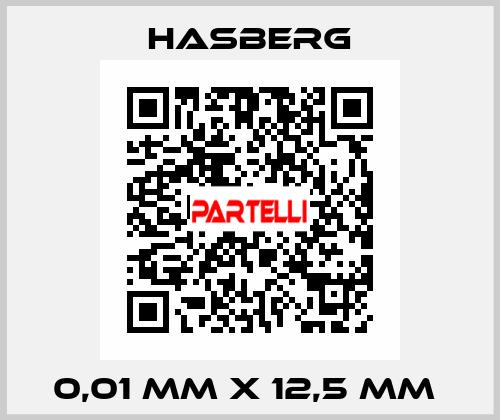 Hasberg-0,01 MM X 12,5 MM  price