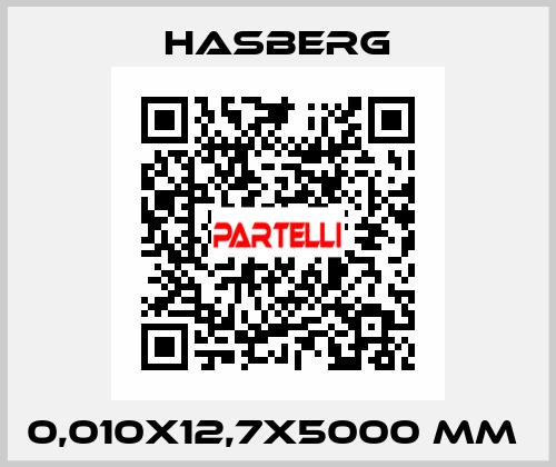 Hasberg-0,010X12,7X5000 MM  price