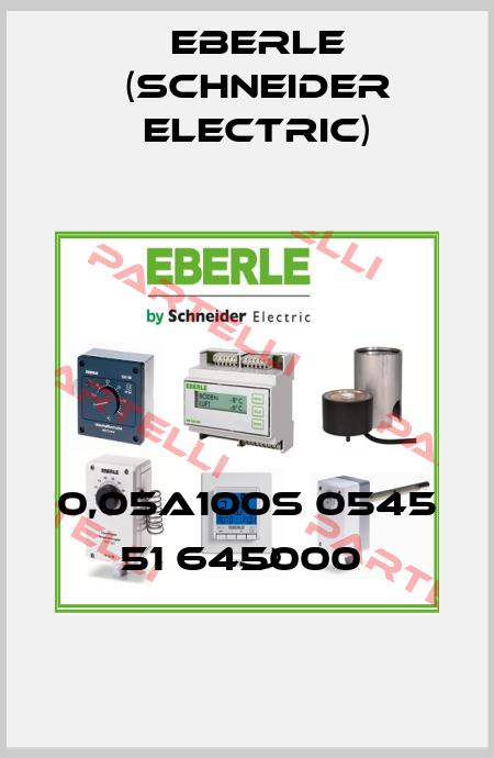 Eberle (Schneider Electric)-0,05A100S 0545 51 645000  price